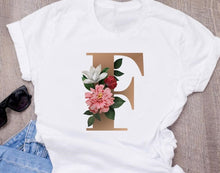 Load image into Gallery viewer, women's T-shirt casual Short sleeve Tee T-Shirts