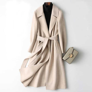 The Best Long Winter Woolen Coat For Women