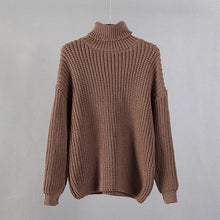 Load image into Gallery viewer, neck knitted cardigan knitwear