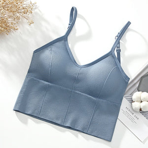 Sexy Lingerie Bra Sports Fashion Street Top