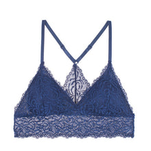 Load image into Gallery viewer, Women French Style Lace Bra Soft and Thin