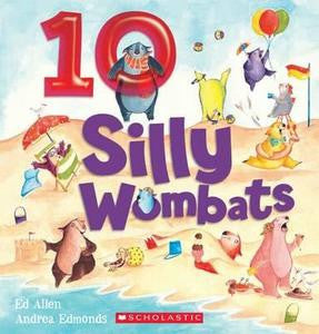 10 Silly Wombats