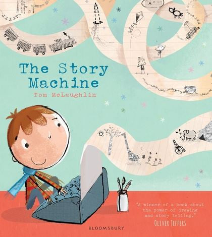 The Story Machine