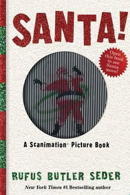 Santa! A Scanimation Picture Book