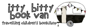 Itty Bitty Book Van