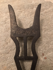 Boot Jack, Antique, Hand Forged