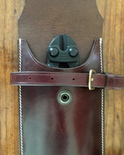 Load image into Gallery viewer, Wire Cutters, super sharp - in Fine Leather Case LIMITED QUANTITY