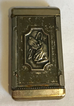 Load image into Gallery viewer, Vesta case-Lighter case with Foxhound & Whip, 1900's, Desk Conversation Piece