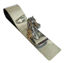 Load image into Gallery viewer, Hermes, Paris, Desk Clip, silver plate (circa 1960-1970)