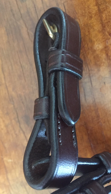 Hound Couple Saddle Strap