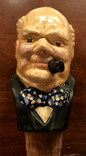 Load image into Gallery viewer, Bar/Tableware, Bottle stopper, Winston Churchill, WWII era