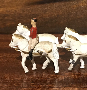 Toy, miniature Royal Carriage