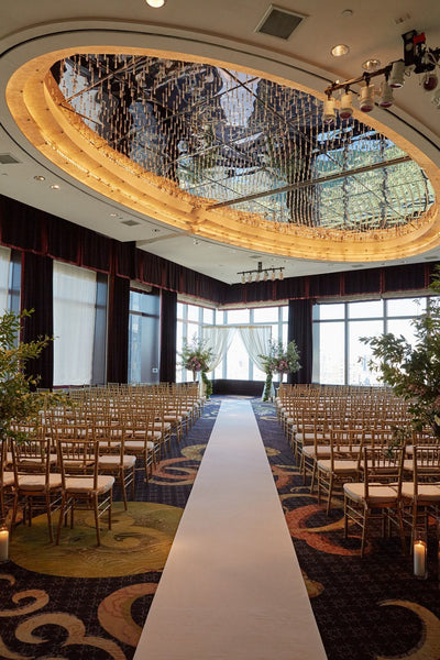 Mandarin Oriental NYC luxury weddings