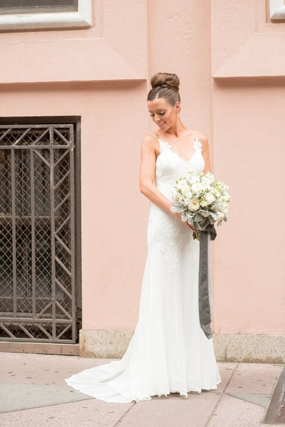 Kleinfeld NYC wedding gown