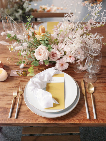 dining table rental brooklyn events