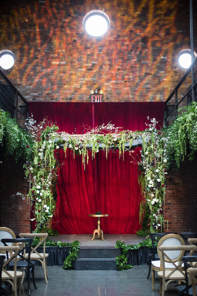 The foundry venue wedding rentals
