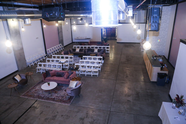 Dobbin St event space