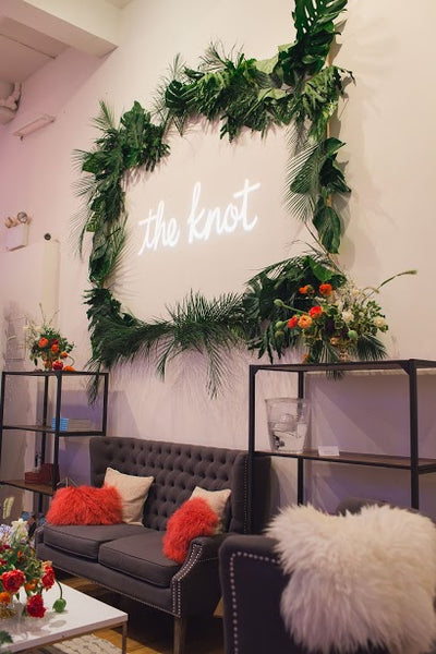 Bridal week events in New York x Two of a Kind rentals new york city