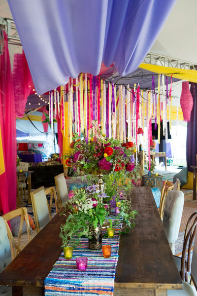 Moroccan themed event rentals