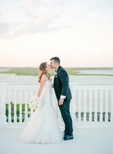 Mallard Island Yacht club wedding venue
