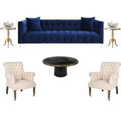 Navy furniture to rent for NYC events