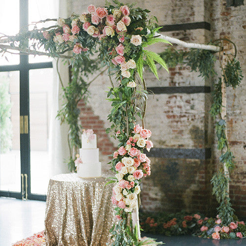White Birch Chuppah rentals for New York