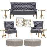 Wingback Gold Package: $950