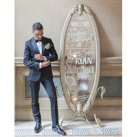 Mirror rentals for New York events