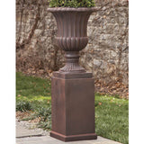 Prescot Urn and Stand - rentals for New York events