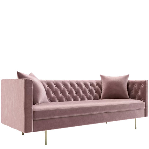 Contemporary sofa rentals for weddings