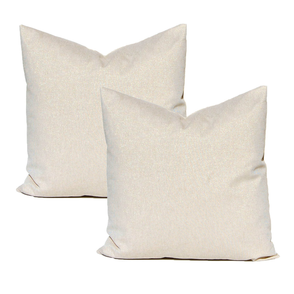 Champagne Pillow Set