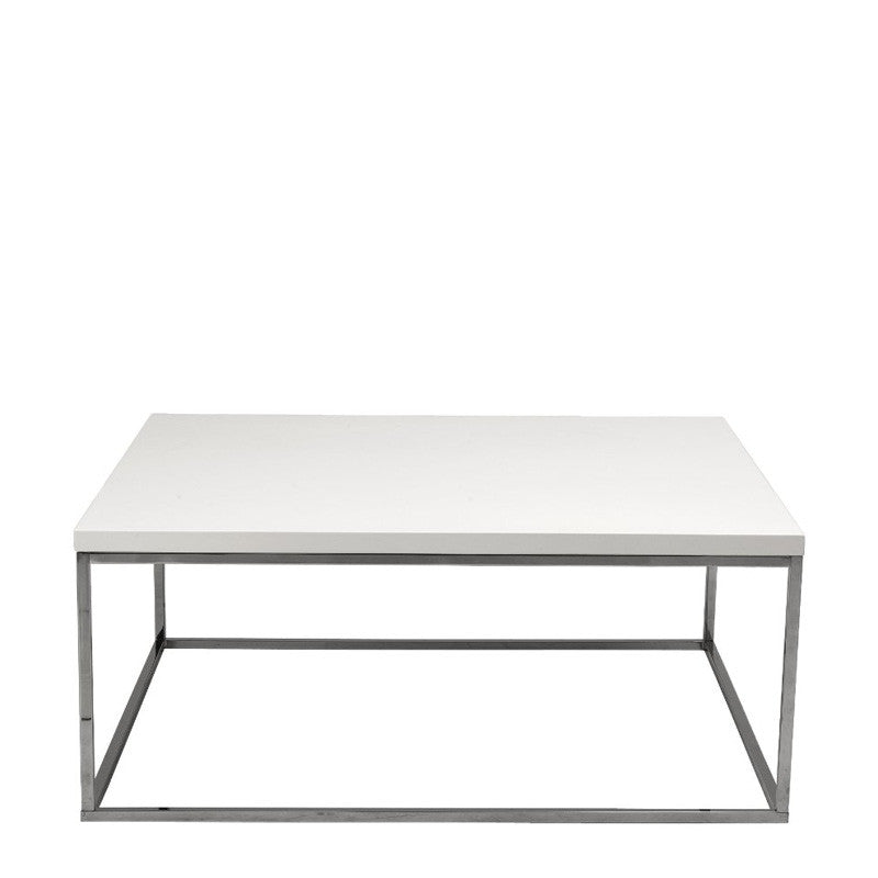 Rent chrome tables in New York