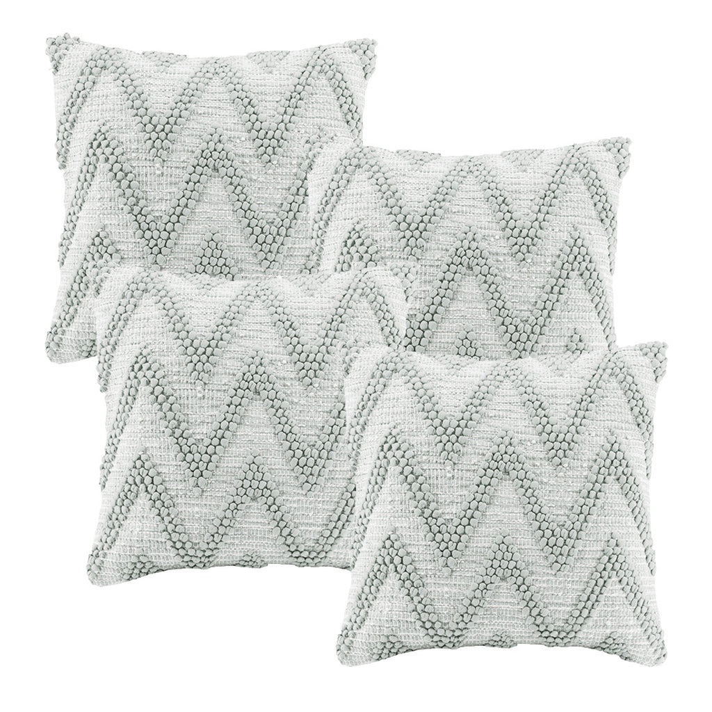 Grey pillows for luxe events