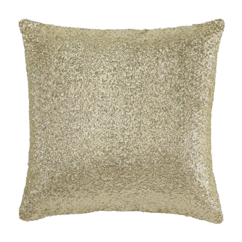 Rent this set of gold decorative pillows for New York events