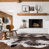 Cowhide rug rentals for NYC events
