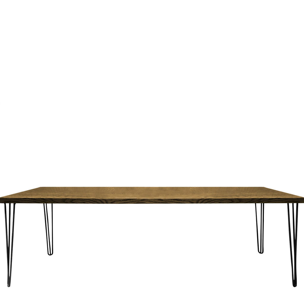 contemporary hairpin table