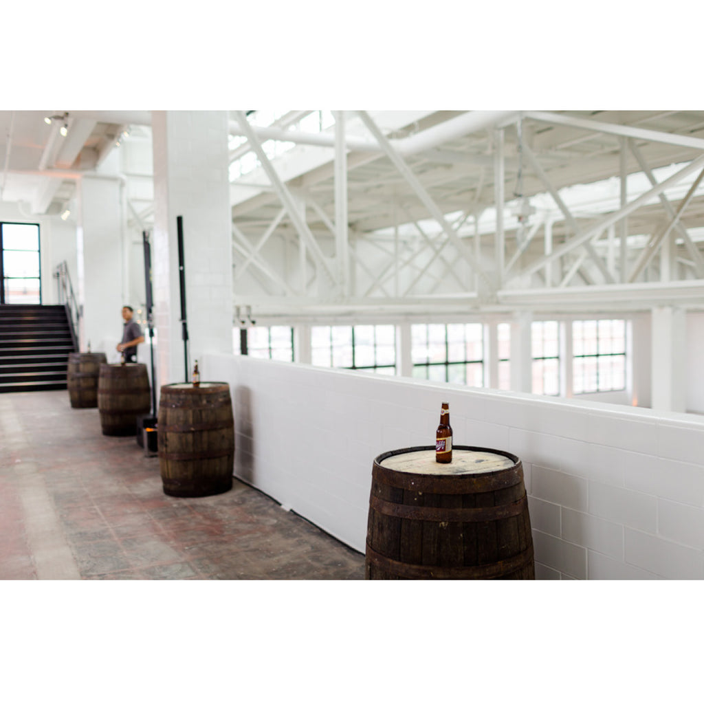 Rent whiskey barrels for new york, brooklyn and queens events and weddings
