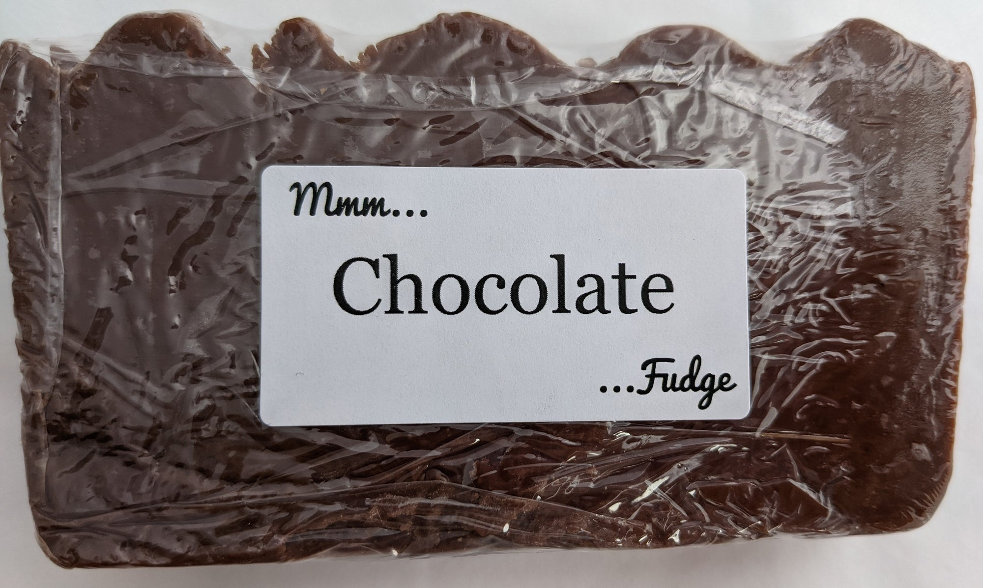 Bargain Bin Fudge: Chocolate