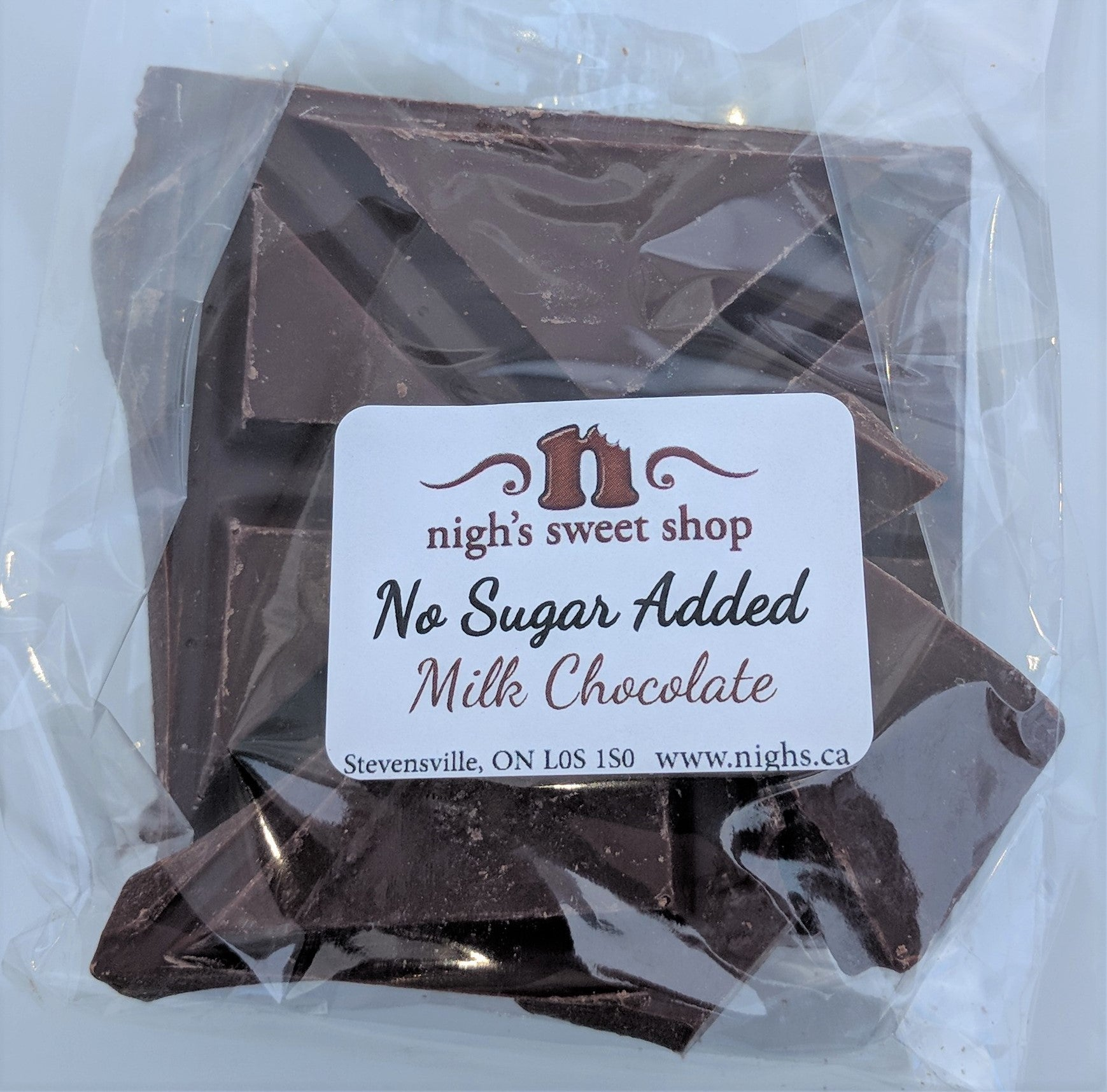 NSA Bulk - milk chocolate