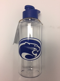 Cougar Clear Mountaineer Water Bottle