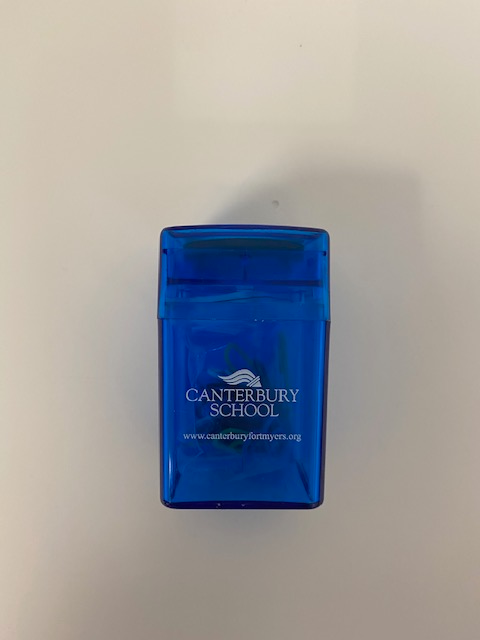 Canterbury Pencil Sharpener