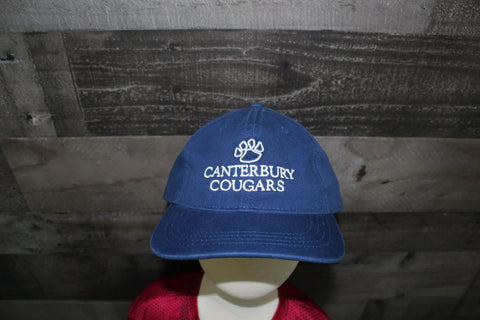Youth Canterbury Cougars Hat