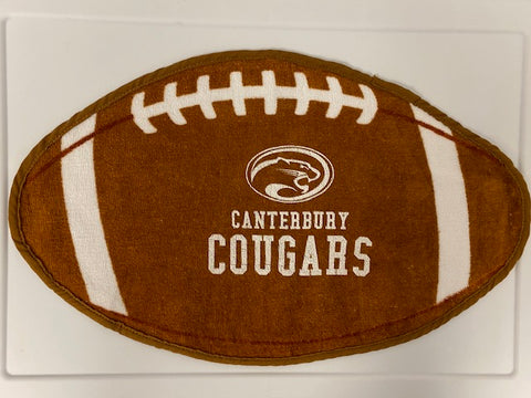 Canterbury Football Towel Mat