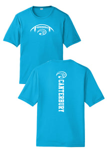 Youth Sport Tek Canterbury Football Tee