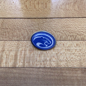 Canterbury cougar pin