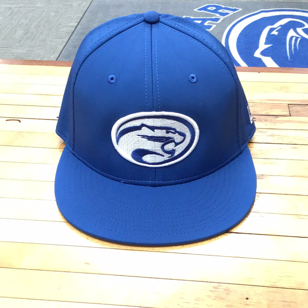 Baseball Hat Blue Cougar