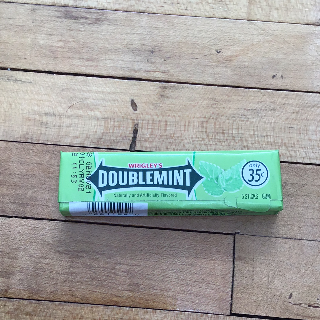 Double Mint gum