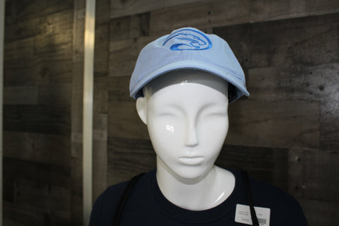 Cougar Hat- Light Blue and Royal