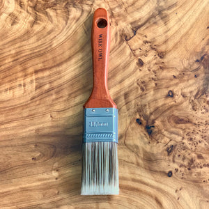 "Wise Owl Premium Paint Brushes - 1.5"" Flat Brush"