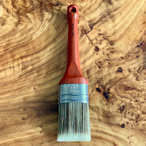 "Wise Owl Premium Paint Brushes - 1.5"" Oval Brush"
